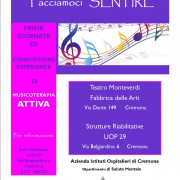 locandina 30 settembre teatro monteverdi cremona